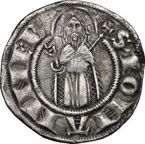 reverse: Firenze.  Repubblica (Sec. XIII-1532). Fiorino grosso da 20 denari detto ghibellino