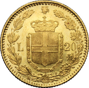 Reverse image of coin 699