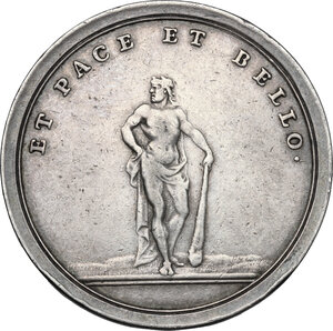 Reverse image of coin 730