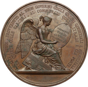 Reverse image of coin 734