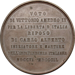 Reverse image of coin 736