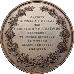 Reverse image of coin 740