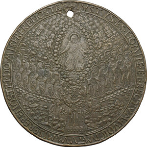 Reverse image of coin 744