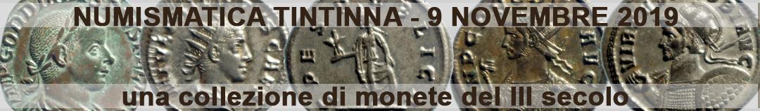 Banner Tintinna - III Secolo