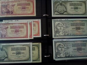 obverse: MONDIALI - Lotto di più di 600 banconote