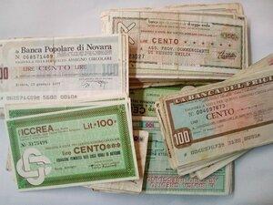 obverse: MINIASSEGNI - Lotto con quasi 200 esemplari
