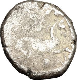 reverse: Britain. AR Drachm, 60-20 BC