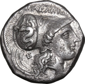 obverse: Southern Lucania, Heraclea. AR Stater, 281-278 BC