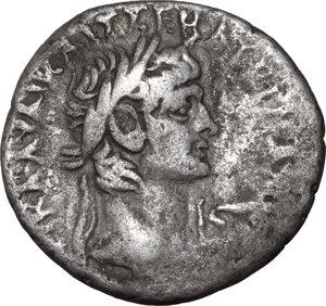 obverse: Claudius (41-54).. BI Tetradrachm, Alexandria mint, 45-46