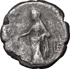 reverse: Nero (54-68).. BI Tetradrachm, Alexandria mint, 58-59