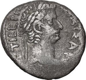reverse: Nero (54-68).. BI Tetradrachm, Alexandria mint, 66-67