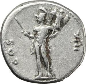 reverse: Vespasian (69-79).. AR Denarius, 77-78 AD