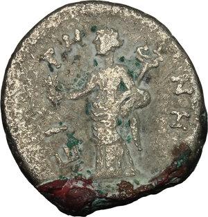 reverse: Vespasian (69-79) . BI Tetradrachm, Alexandria mint, 69 (year 1)
