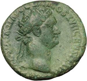 obverse: Domitian (81-96).. AE Dupondius, struck 95-96 AD. Rome mint