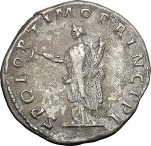 reverse: Trajan (98-117).. AR Denarius, 112-114