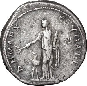 reverse: Trajan (98-117).. AR Tridrachm, Cappadocia, Caesarea mint, 103-111