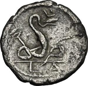 reverse: Hadrian (117-138).. BI Tetradrachm, Alexandria mint, 119/120 (year 4)