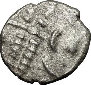 obverse: Britain, Durotriges. BI Stater, c. 65 BC - 45 AD