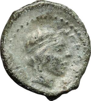 reverse: Gela. AE Oncia, 420-405 BC