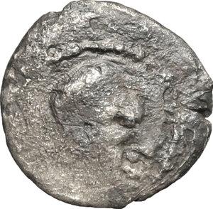 obverse: Himera. AR Obol, 470-450 BC