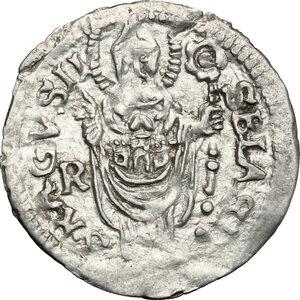 reverse: Italy. .  Repubblic (1358-1808). AR Grossetto, Ragusa mint