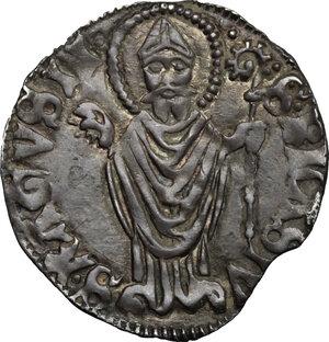 reverse: Italy.. AR Grosso, Ragusa mint, 1358-1805