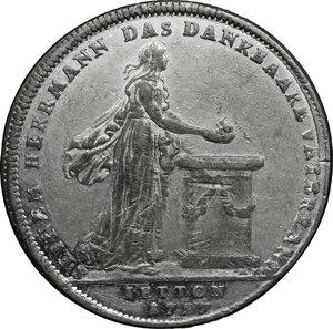 reverse: Austria.  Erzherzog Karl (1771-1847).. Jeton 1797