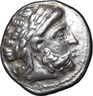 obverse: Celtic, Eastern Europe. AR Tetradrachm, imitating Philip II, 3rd century BC