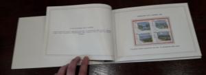 reverse: 1987. Libro Filatelico con i francobolli dell anno 1987. Francobolli nuovi. Vedi foto per dettagli.