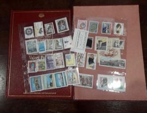 reverse: FR140. IL LIBRO DEI FRANCOBOLLI D'ITALIA 1989 completo