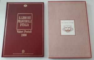 obverse: 1990. Libro Filatelico
