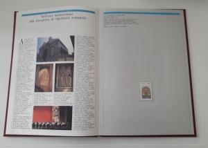 reverse: 1990. Libro Filatelico