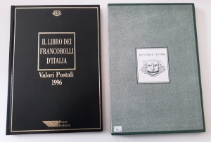 obverse: 1996. Libro Filatelico