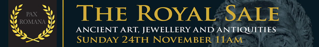 Banner Pax Romana - The Royal Sale