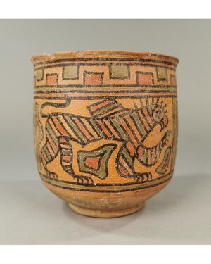 obverse: INDUS VALLEY CULTURE VESSEL WITH GRYPHON