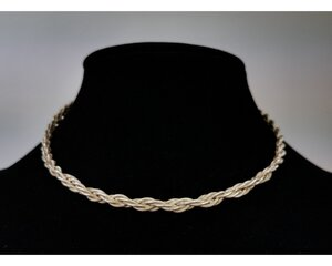 obverse: VIKING TWISTED SILVER TORC