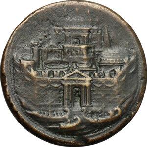 reverse: Didone Regina di Cartagine.. Medaglia