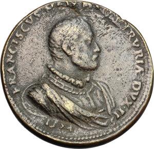obverse: Francesco de  Medici (1541-1587). Medaglia 1574