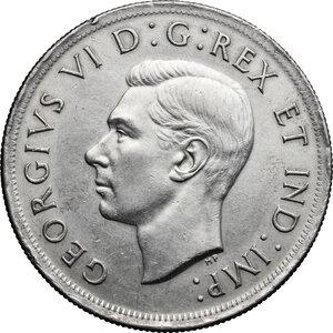 obverse: Canada.  George VI (1936-1952).. Dollar 1939
