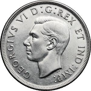 obverse: Canada.  George VI (1936-1952).. Dollar 1946