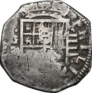 obverse: Spain.  Philip IV (1621-1665). 4 reales 16(??), Granada mint