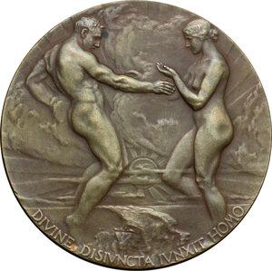 reverse: USA. Panama-Pacific International Exposition San Francisco, Medal of Award, 1915