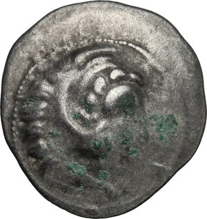 obverse: Celts in Eastern Europe. AR Drachm imitating Philip III of Macedon, c. 150-50 BC