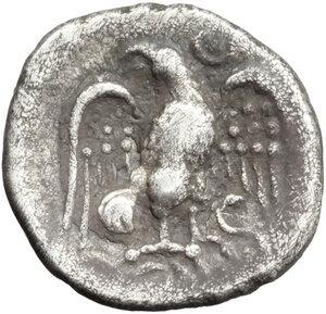 reverse: Britain, Trinovantes and Catuvellauni..  Epaticcus (circa 35-43 AD).. AR Unit