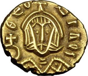 reverse: Theophilus (829-842).. AV Semissis, Syracuse mint
