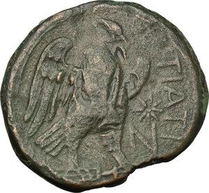 reverse: Northern Apulia, Teate. AE Nummus, c. 275-225 BC