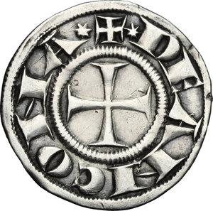 obverse: Ancona.  Autonome (XIII-XV sec.). Grosso agontano