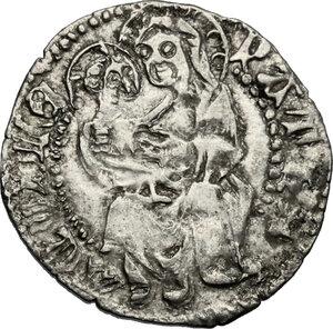 reverse: Aquileia.  Ludovico II di Teck (1412-1420). Denaro