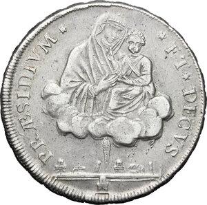 reverse: Bologna.  Governo Popolare (1796-1797). Scudo da 10 paoli 1797