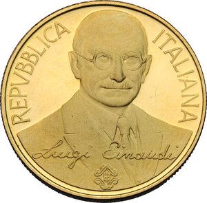 obverse: 100 000 lire 1994, Centenario della Banca d Italia